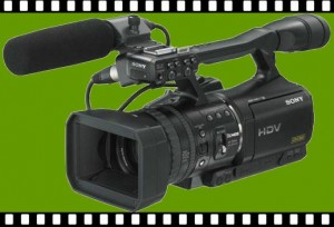 sony hdr-fx7e a